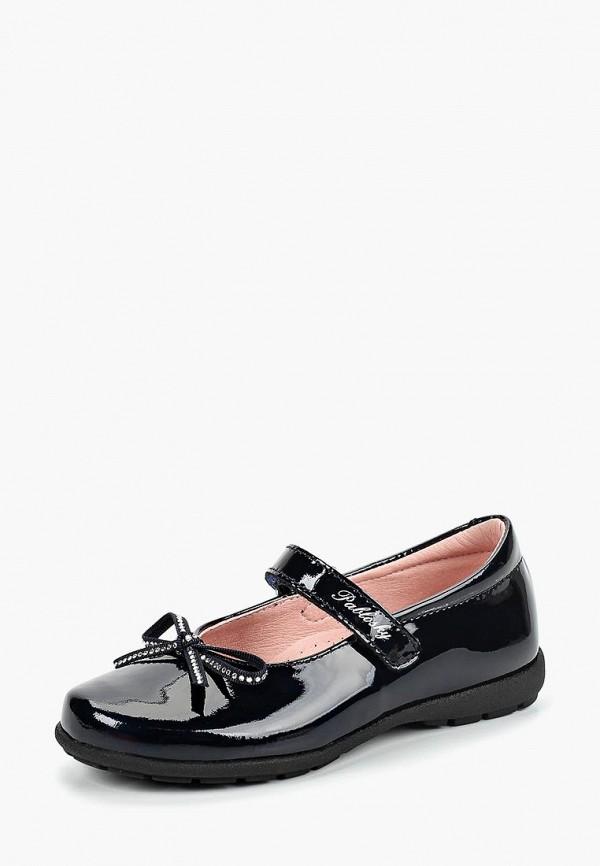 Туфли Pablosky Pablosky PA048AGCBTM9 туфли для девочки pablosky туфли серебро