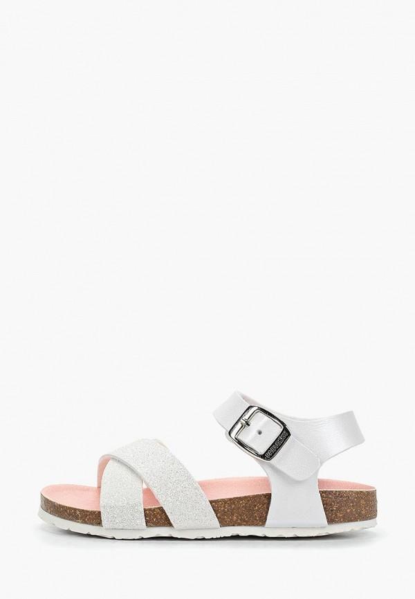 сандалии pablosky для девочки, белые