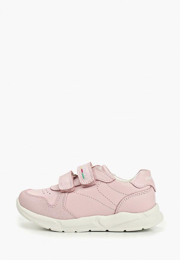 кроссовки pablosky для девочки, розовые