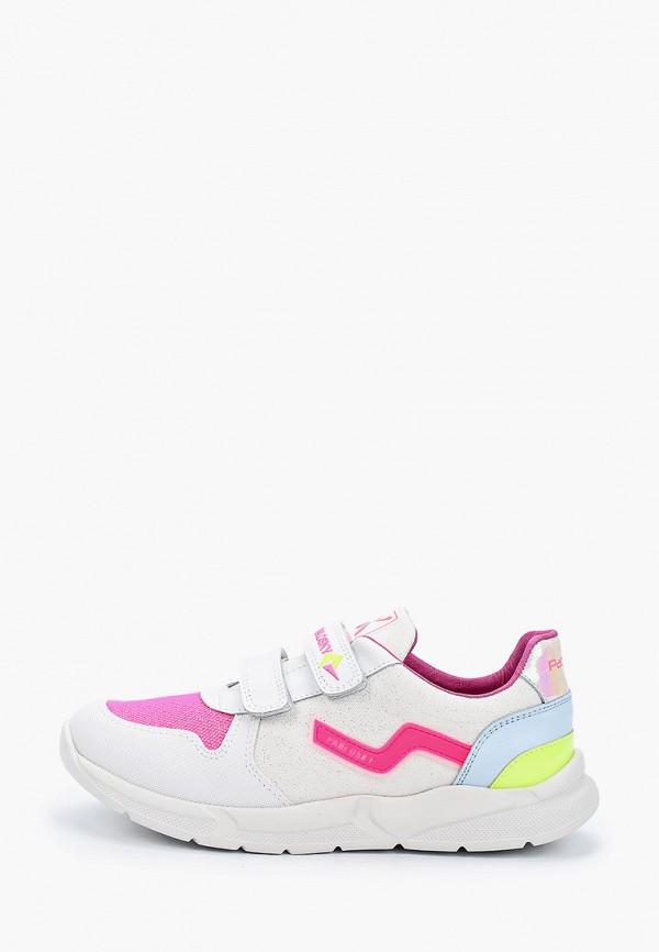 кроссовки pablosky для девочки, белые