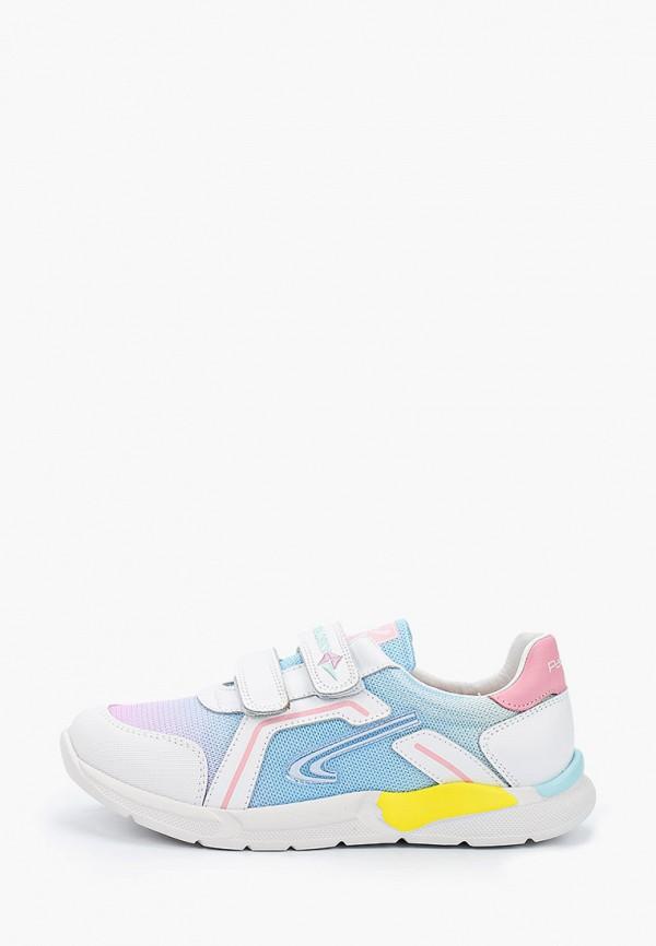 кроссовки pablosky для девочки, разноцветные