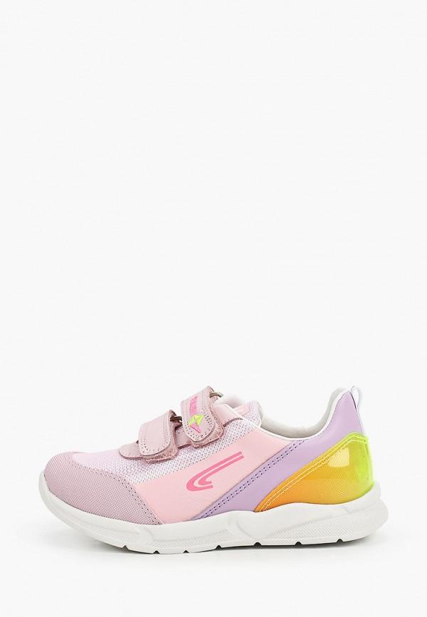 кроссовки pablosky для девочки, фиолетовые