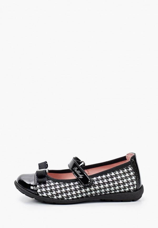 туфли pablosky для девочки, разноцветные