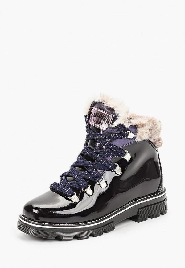 Ботинки для девочки Pablosky 489628 Фото 2