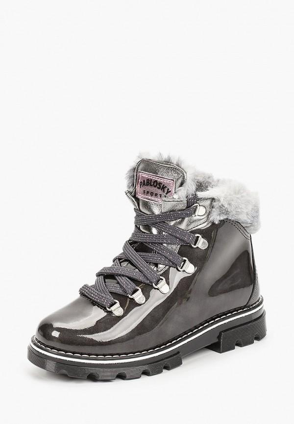 Ботинки для девочки Pablosky 489658 Фото 2