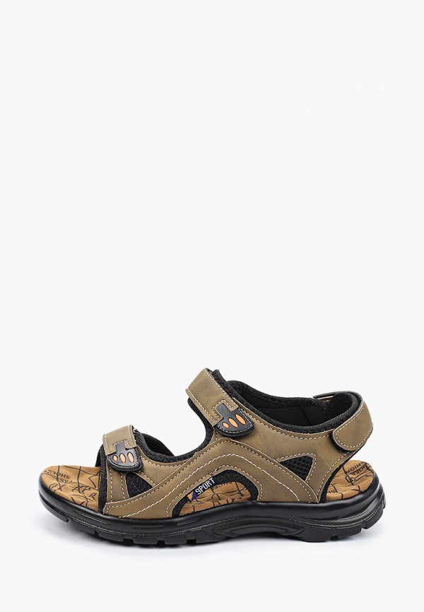 мужские сандалии patrol, хаки
