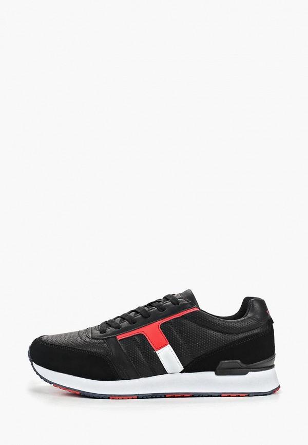 мужские кроссовки patrol, черные