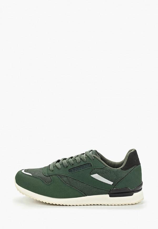 мужские кроссовки patrol, зеленые