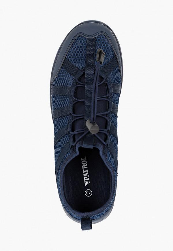 Фото 4 - Мужские кроссовки Patrol синего цвета
