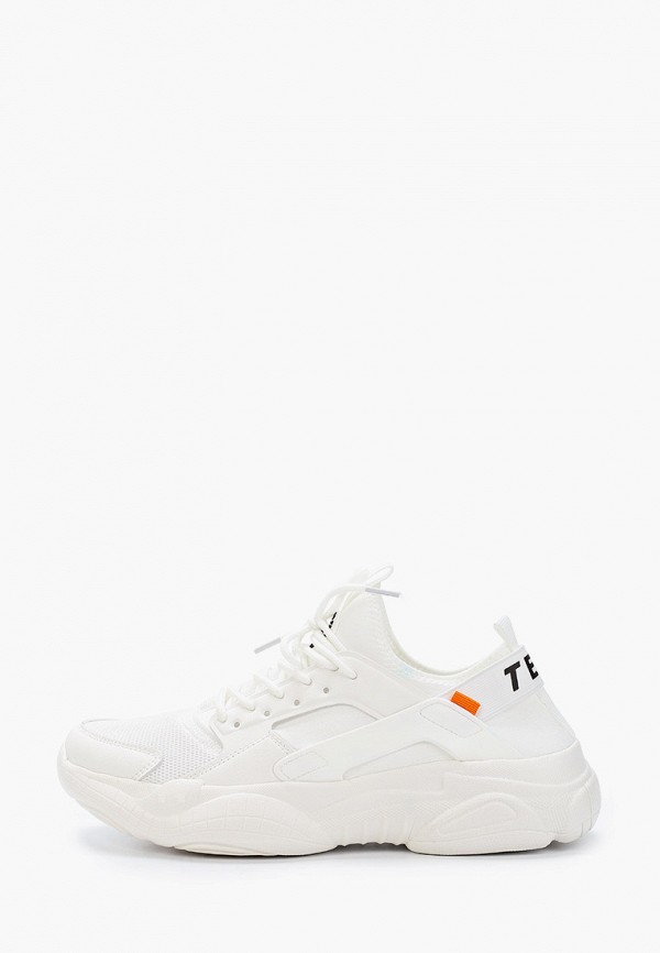 мужские низкие кроссовки patrol, белые
