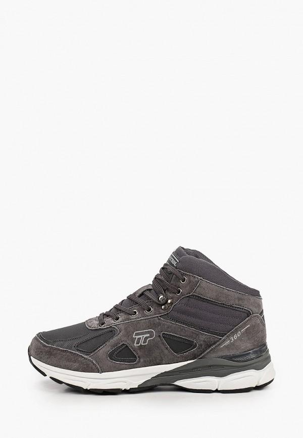 мужские кроссовки patrol, серые