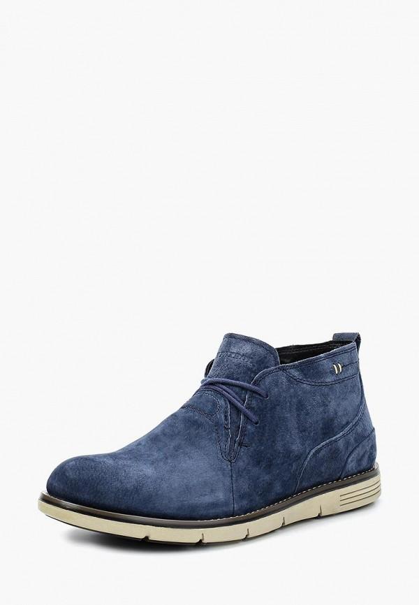 Фото - мужские ботинки и полуботинки Patrol синего цвета