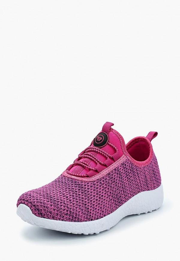 женские кроссовки patrol, розовые