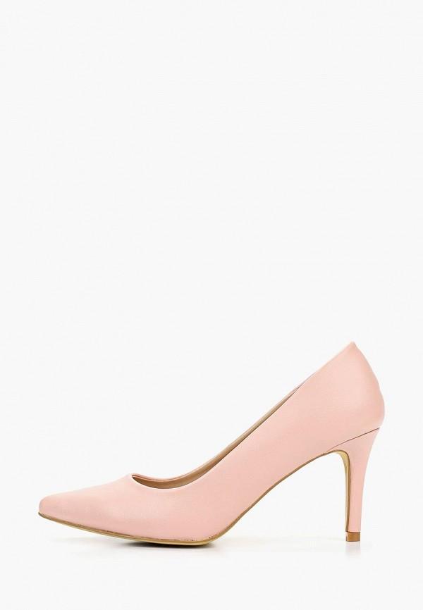 женские туфли patrol, розовые