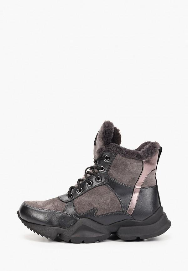 женские кроссовки patrol, серые
