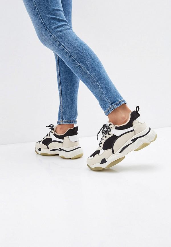 Фото 6 - женские кроссовки Patrol белого цвета