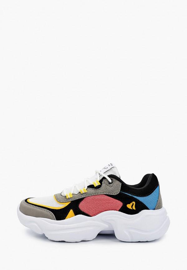 женские кроссовки patrol, разноцветные