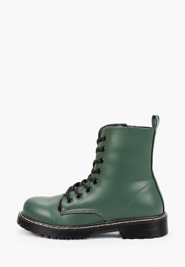 женские ботинки patrol, зеленые