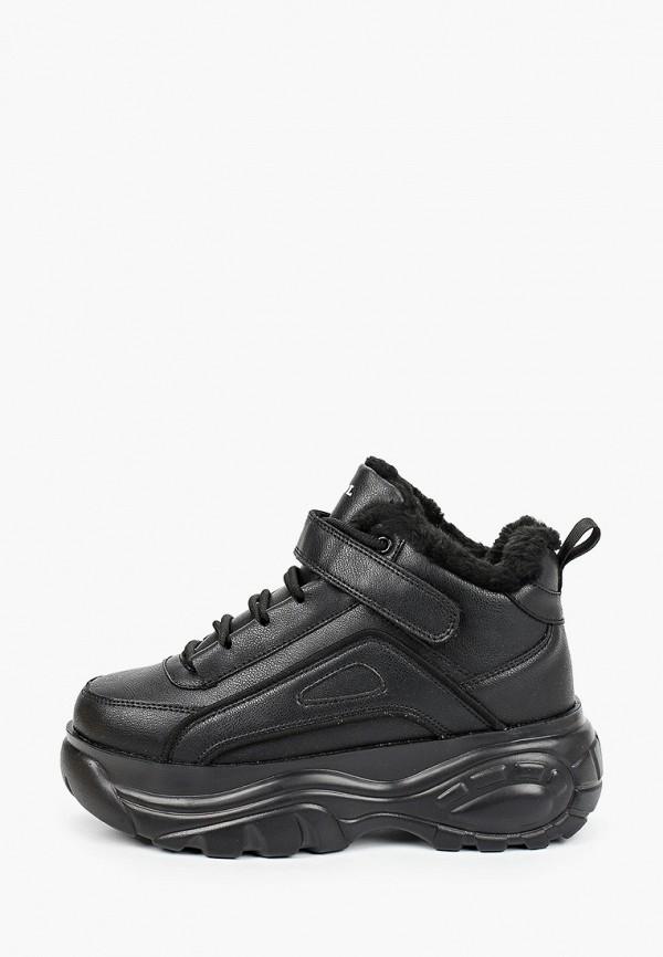 женские кроссовки patrol, черные