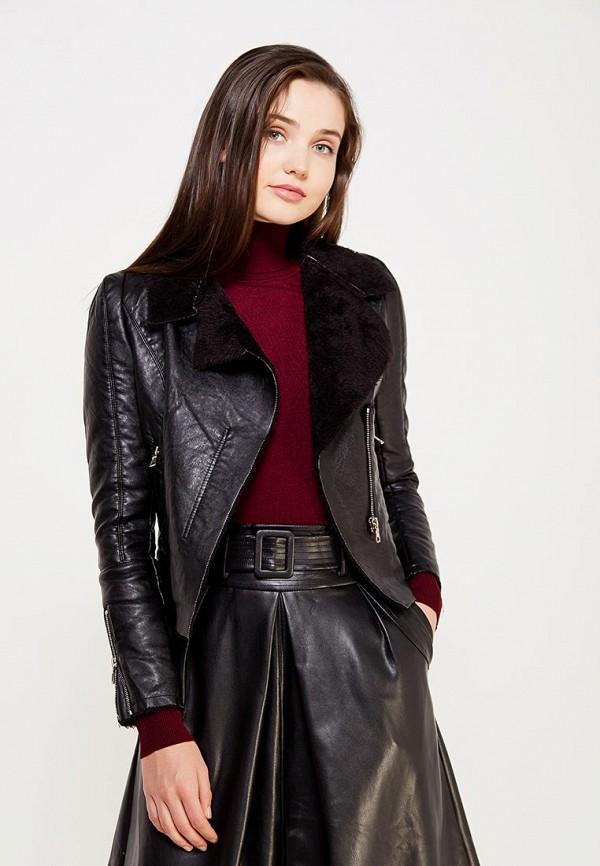 Куртка кожаная Paccio Paccio PA060EWWKF75