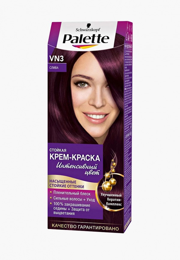 Краска для волос Palette Palette PA061LWJOK85 краска для волос palette palette pa061lwsii56