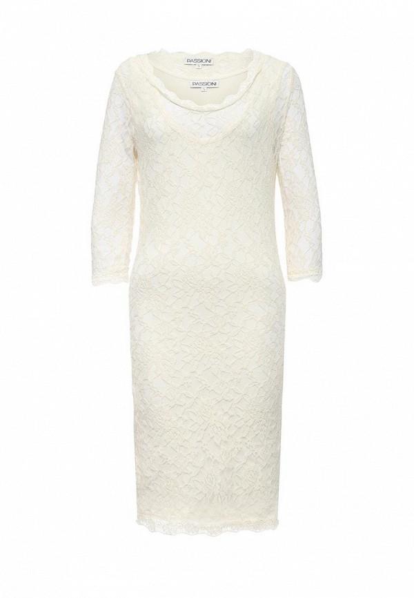 Платье Passioni Passioni PA064EWES209 недорго, оригинальная цена