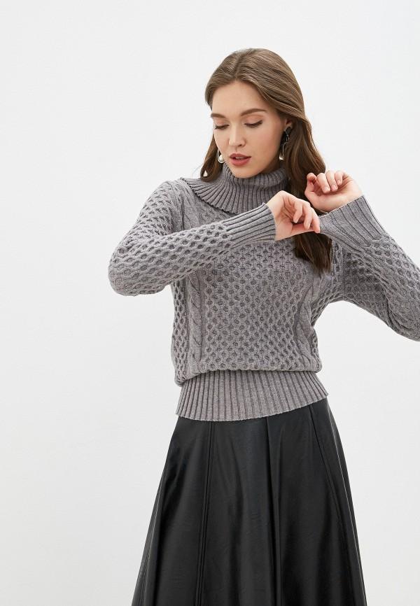 женский свитер passioni, серый