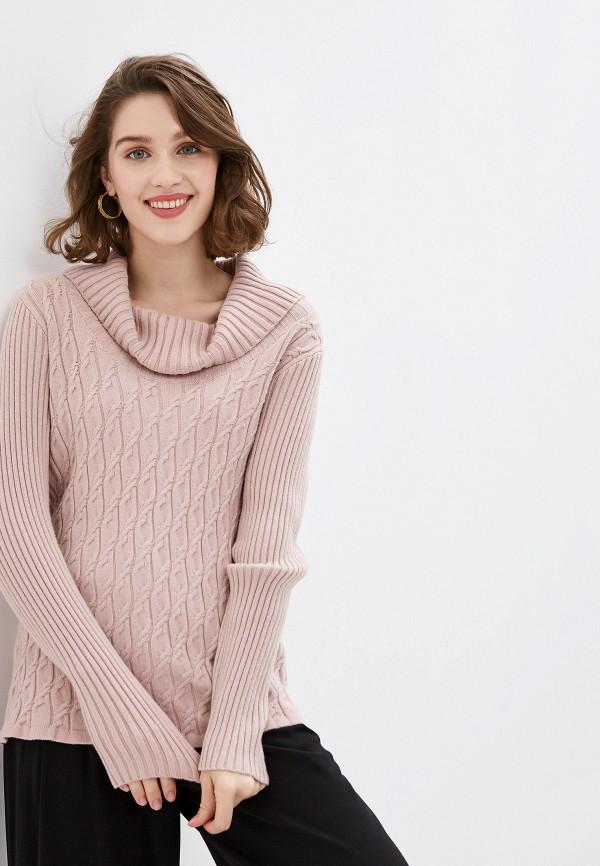 женский свитер passioni, розовый
