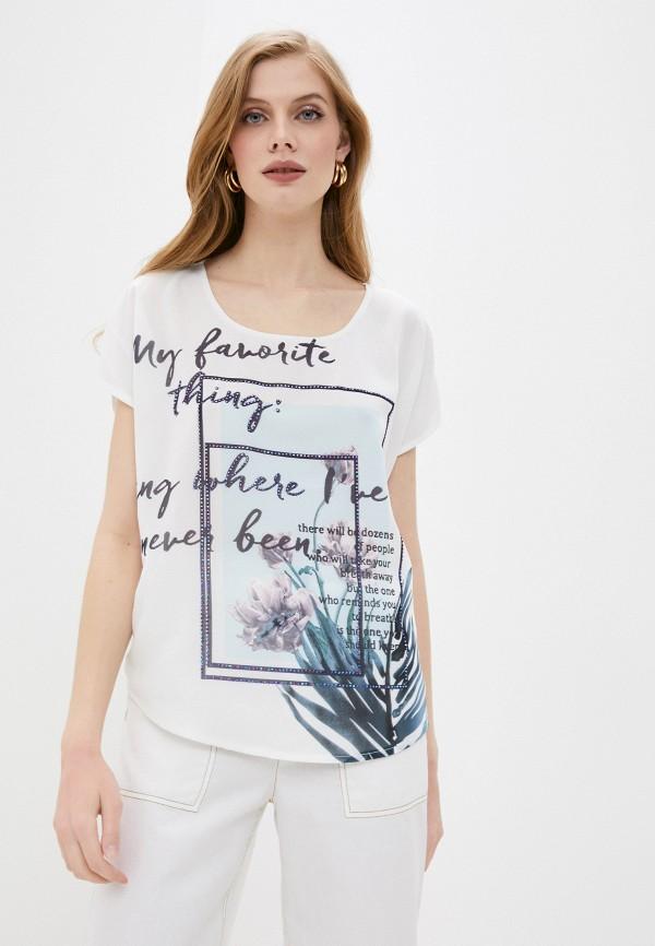 женская блузка passioni, белая