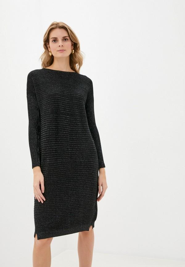 женское платье passioni, черное
