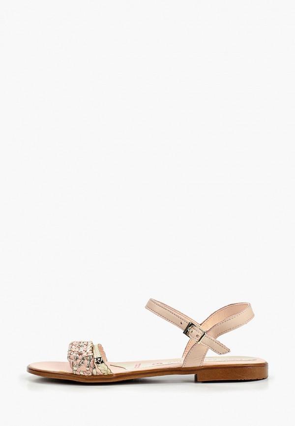 сандалии paola для девочки, розовые