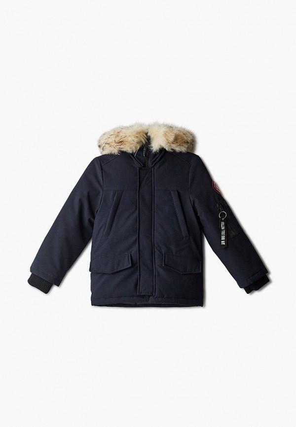 куртка paragoose малыши, синяя