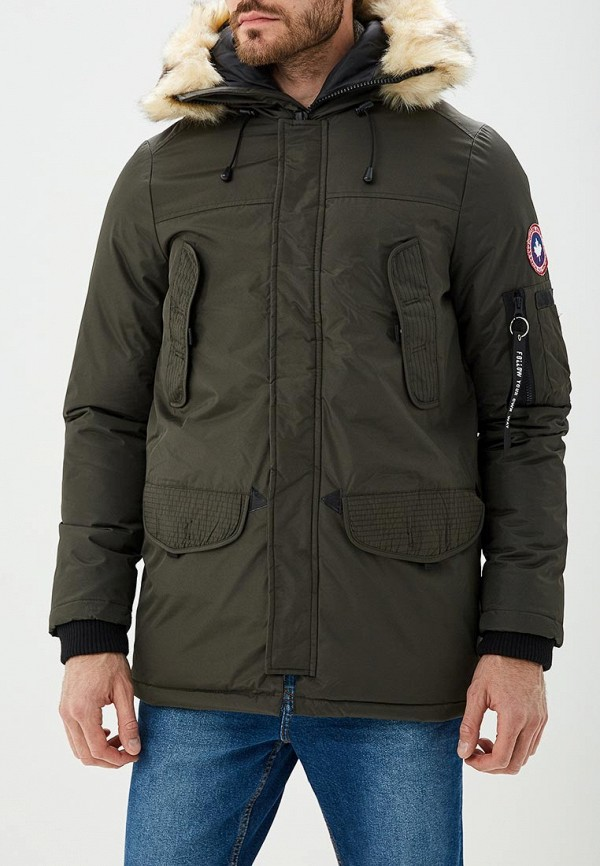 Куртка утепленная Paragoose