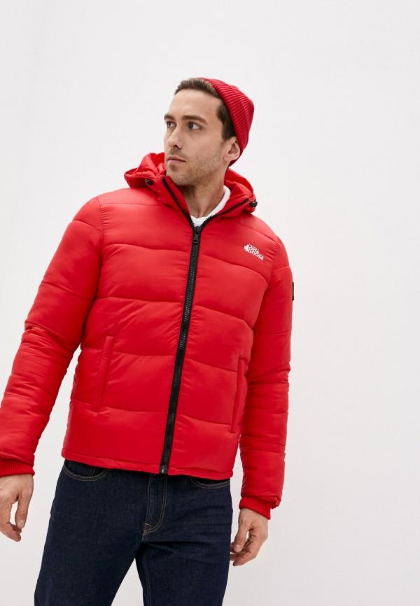 мужская куртка paragoose, красная