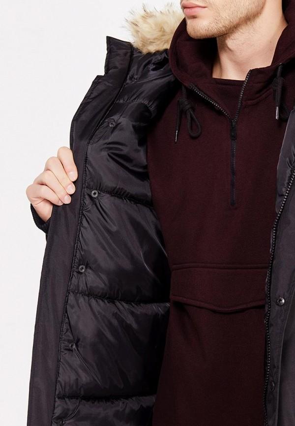 Фото 4 - Куртку утепленная Paragoose черного цвета