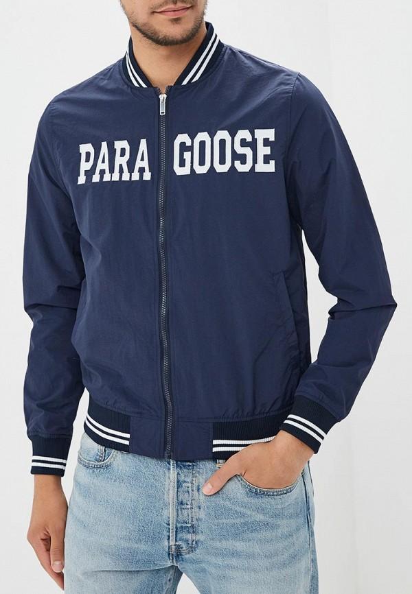 Купить Куртка Paragoose, pa068ewblgw2, синий, Весна-лето 2018