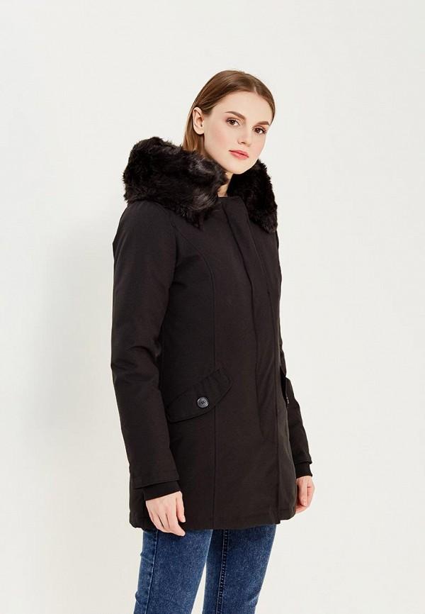 женская куртка paragoose, черная