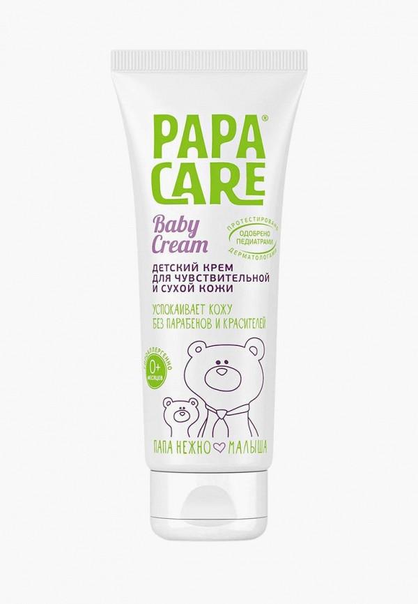 Купить Крем для тела Papa Care, для чувствительной кожи 100 мл, pa073lkaypm2, прозрачный, Осень-зима 2018/2019