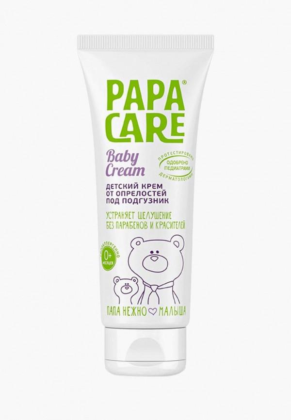 Купить Крем под подгузник Papa Care, 100 мл, pa073lkaypm3, прозрачный, Осень-зима 2018/2019