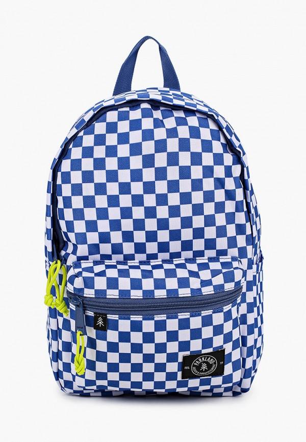 рюкзак parkland для мальчика, синий