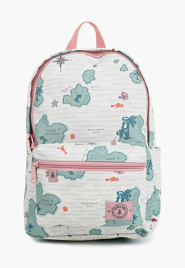 рюкзак parkland для девочки, бежевый