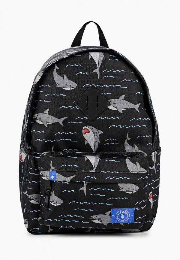 рюкзак parkland малыши, черный