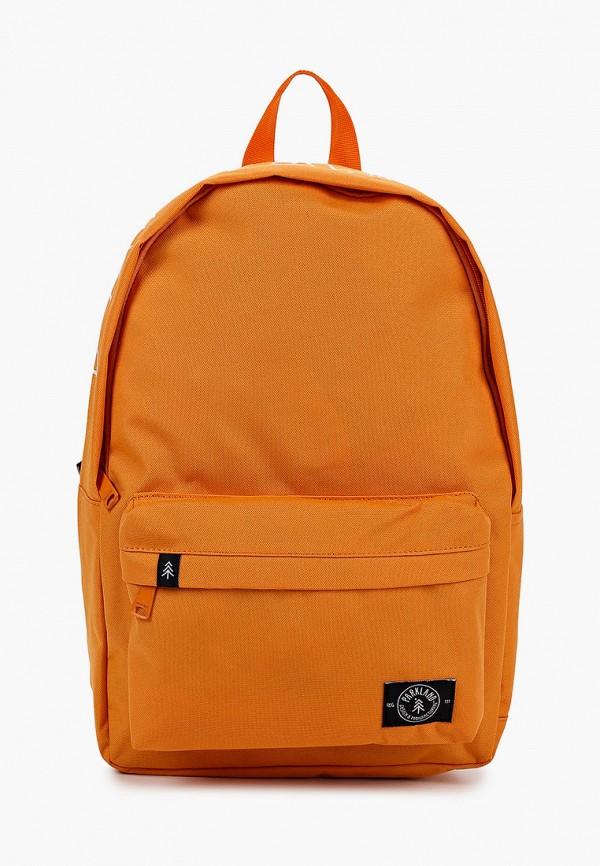 женский рюкзак parkland, оранжевый