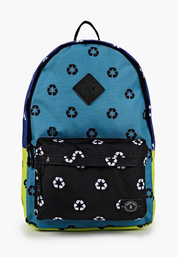 женский рюкзак parkland, синий