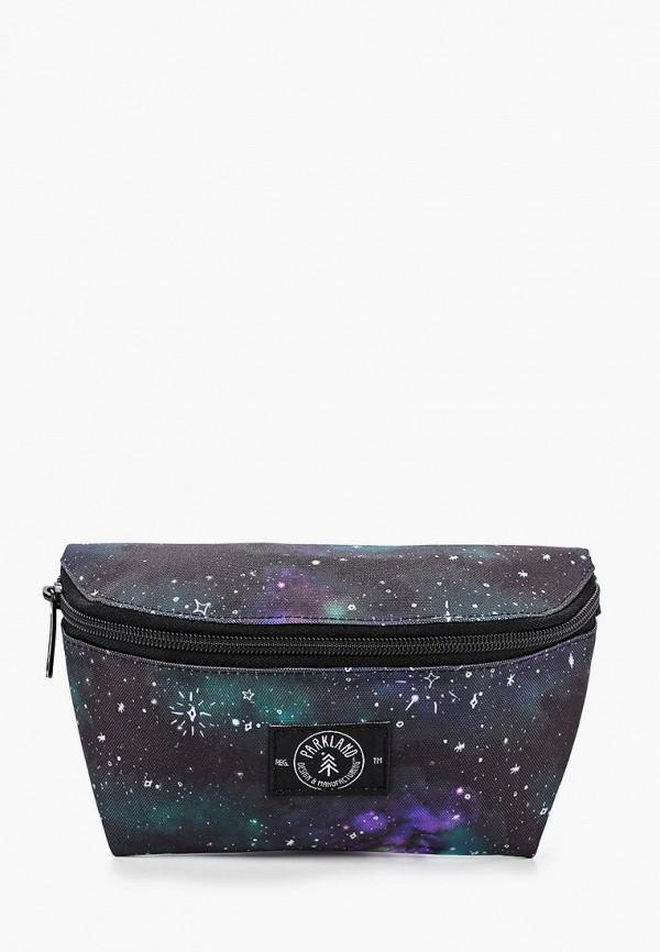 женская сумка parkland, разноцветная