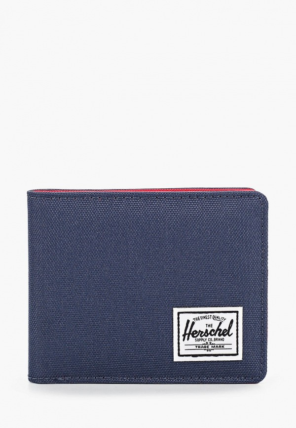 женский кошелёк herschel supply co, синий