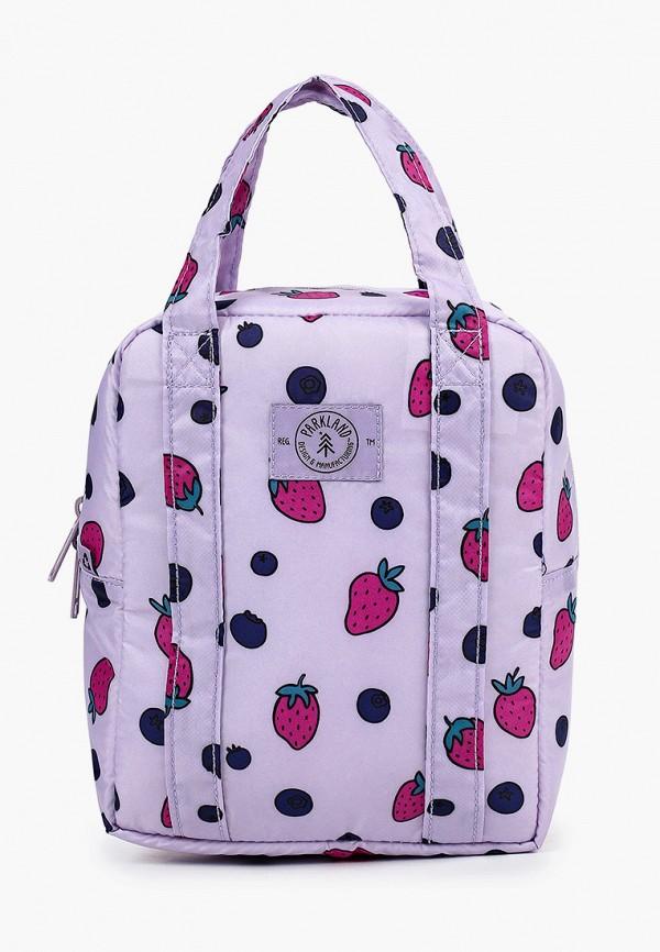 женская спортивные сумка parkland, фиолетовая
