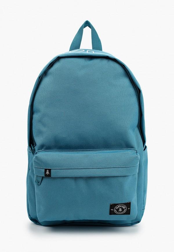 женский рюкзак parkland, бирюзовый