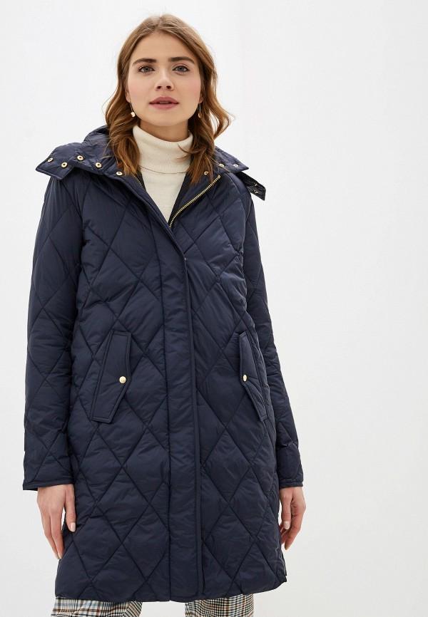 женская куртка part two, синяя