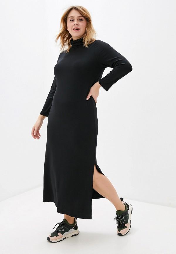 женское повседневные платье part two, черное